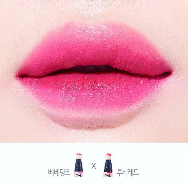 リップティント!韓国コスメのリップティントはじゅわっと染まった唇がかわいい
